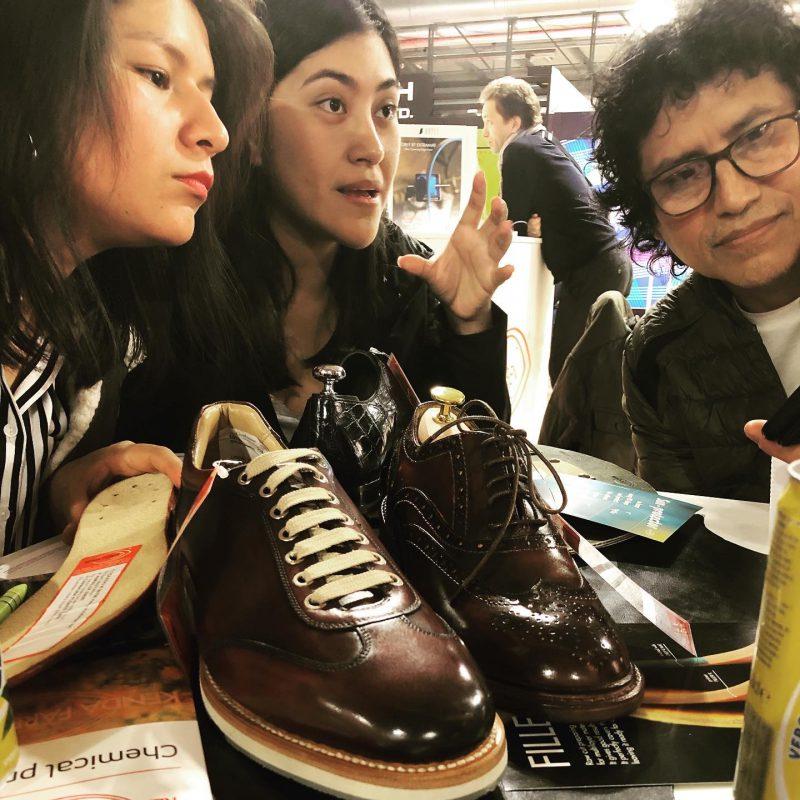 Fabricantes peruanos de calzado para mujer.